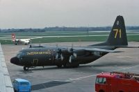 Photo: Swedish Air Force, Lockheed C-130 Hercules, 84001