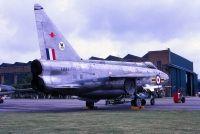 Photo: Royal Air Force, English Electric Lightning, XM147