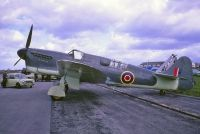 Photo: Royal Navy, Fairey Firefly, Z2033