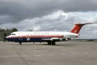 Photo: Empire Airlines, BAC One-Eleven 200, ZE432