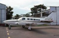 Photo: Untitled, Cessna 402, OY-BSW