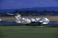 Photo: Royal Air Force, Hadley Page Victor, XL196