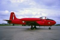Photo: Royal Air Force, BAC Jet Provost, XS226