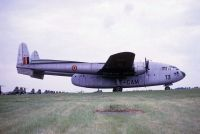 Photo: Belgium - Air Force, Fairchild C-119G Flying Boxcar, 51-2704