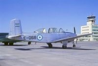 Photo: Argentine Air Force Armada, Beech T-34 Mentor, E-069