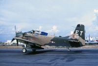 Photo: United States Air Force, Douglas A-1 Skyraider, 52-132612