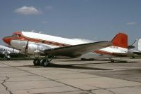 Photo: Untitled, Douglas DC-3, N2669A