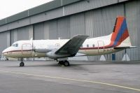 Photo: Air Virginia, Hawker Siddeley HS-748, G-BJTL