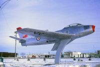 Photo: Royal Canadian Air Force, Canadair CL-13 Sabre