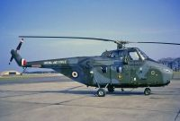 Photo: Royal Air Force, Westland Whirlwind, XP396