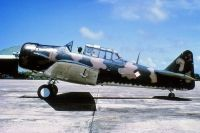 Photo: Dominican Republic - Air Force, North American Harvard, FAD1051
