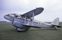 Photo: Untitled, De Havilland DH-89A Dragon Rapide, G-AHKU