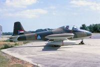 Photo: South Yemen Air Force, BAC Jet Provost, 502