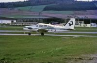 Photo: Peregrine Air Services, Piper PA-23-250 Aztec, G-AYLY