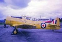 Photo: Royal Aircraft Establishment, North American Harvard, KF183