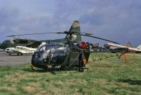 Photo: Belgium - Army, Aerospatiale Alouette II, OL-A41