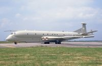 Photo: Royal Air Force, Hawker Siddeley Nimrod, XV244