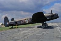 Photo: Royal Air Force, Avro Lancaster, PA474