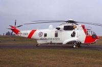 Photo: Norwegian Air Force, Sikorsky SH-3H Sea King, 069