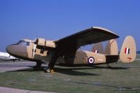 Photo: Royal Air Force, Scottish Aviation Twin Pioneer, XL993