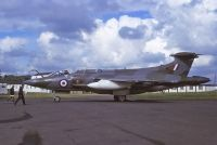 Photo: Royal Air Force, Blackburn Buccaneer, XV350
