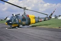 Photo: Italian Air Force, Bell 204, MM80331