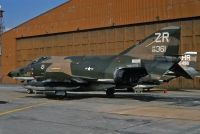 Photo: United States Air Force, McDonnell Douglas F-4 Phantom, 69361