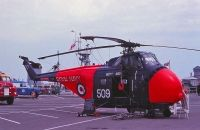 Photo: Royal Navy, Westland Whirlwind, XL835