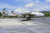 Photo: Venezuela - Air Force, De Havilland DH-115 Vampire, IA34