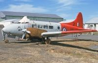 Photo: Royal New Zealand Air Force RNZAF, De Havilland DH-104 Dove, NZ1821