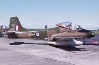 Photo: Royal New Zealand Air Force RNZAF, BAC Jet Provost, NZ6368