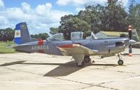 Photo: Argentine Navy, Beech T-34 Mentor, IA-402