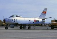 Photo: Japanese Air Self Defence Force, North American F-86 Sabre, 72-7751