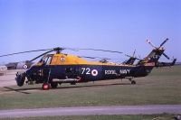Photo: Royal Navy, Westland Wessex, XP158