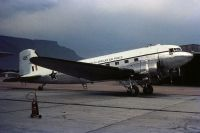 Photo: South African Air Force, Douglas C-47, 6848