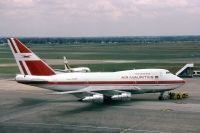 Photo: Air Mauritius, Boeing 747SP, B747SP