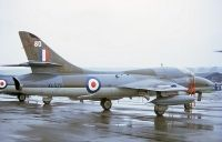 Photo: Royal Air Force, Hawker Hunter, XL575