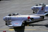 Photo: Japan - Air Force, North American F-86 Sabre, 72-7727