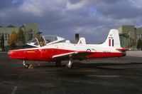 Photo: Royal Air Force, BAC Jet Provost, XW288