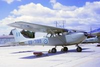 Photo: Greece - Air Force, Cessna 172, 69-7199