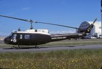 Photo: United States Army, Bell UH-1 Huey, 74-22374