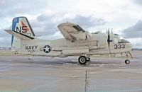 Photo: United States Navy, Grumman S-2A Tracker, 152373