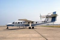 Photo: Aviation West, Britten-Norman BN-2A Mk3 Trislander, G-BEVV