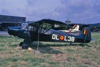 Photo: Belgium - Army, Piper J3C Cub, OL-L38