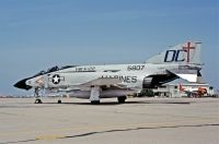 Photo: United States Marines Corps, McDonnell Douglas F-4 Phantom, 155807
