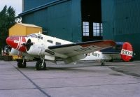 Photo: United States Navy, Beech 18, 39909