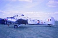 Photo: Royal Air Force, Avro Anson 652, VM325