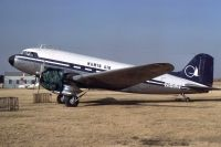 Photo: Namib Air, Douglas DC-3, ZS-DJC