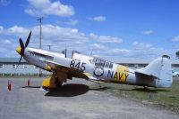 Photo: Royal Australian Navy, Fairey Firefly, WD826