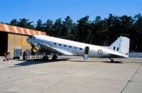 Photo: Greece - Air Force, Douglas C-47, KN575